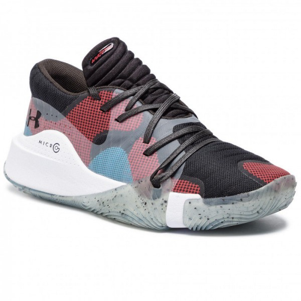 Under Armour Chaussures Ua Spawn Low 3021263-002 Blk