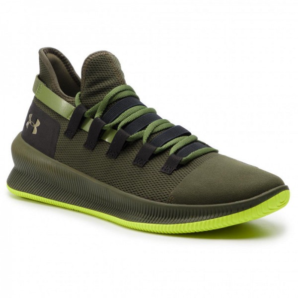 Under Armour Chaussures Ua M-Tag Low 3021800-300 Grn
