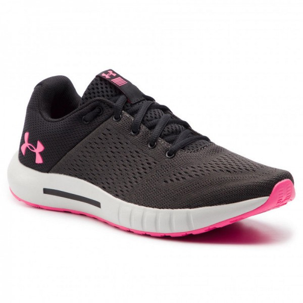 Under Armour Chaussures Ua W Micro G Pursuit 3000101-005 Blk