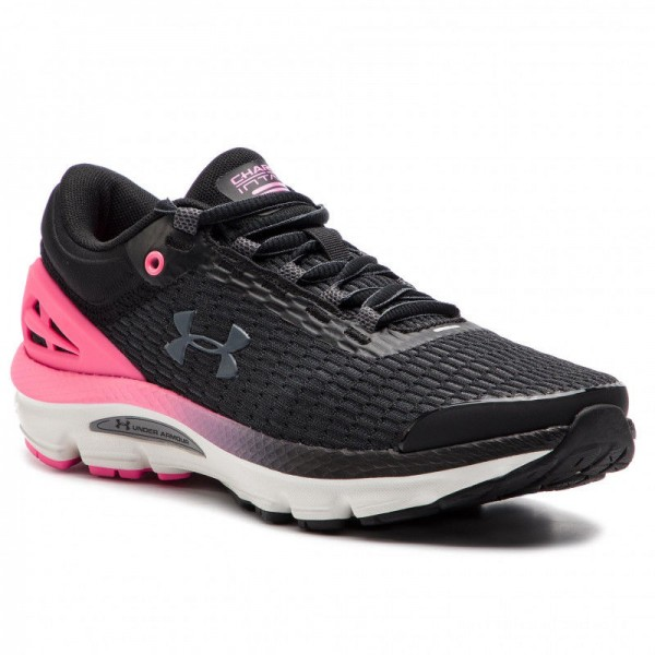 Under Armour Chaussures Ua W Charged Intake 3 3021245-001 Blk