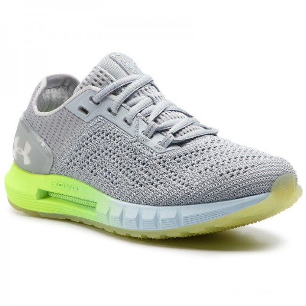 Black Friday 2020 | Under Armour Chaussures Ua W Hovr Sonic 2 3021588-100 Gry
