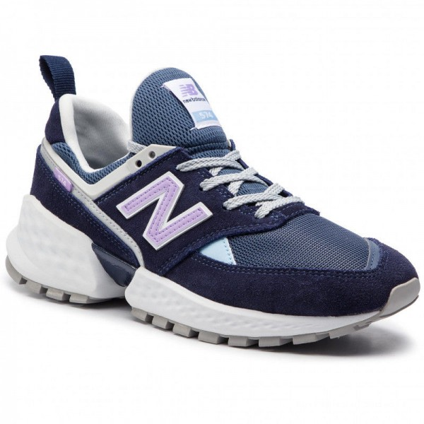 New Balance Sneakers MS574GNA Multicolore Violet