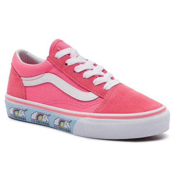 Vans Tennis Old Skool VN0A38HBVE01 Strawberry Pink