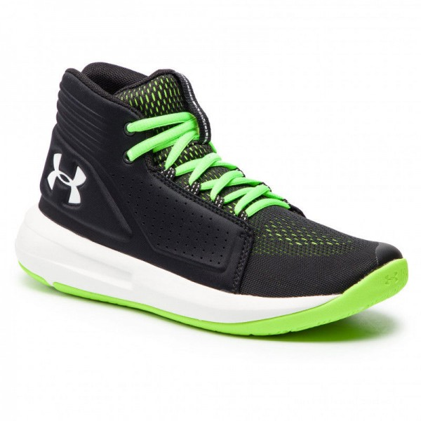 Under Armour Chaussures Ua Bgs Torch Mid 3020428-001 Blk