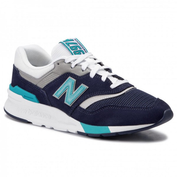 New Balance Sneakers CM997HCT Bleu marine Multicolore
