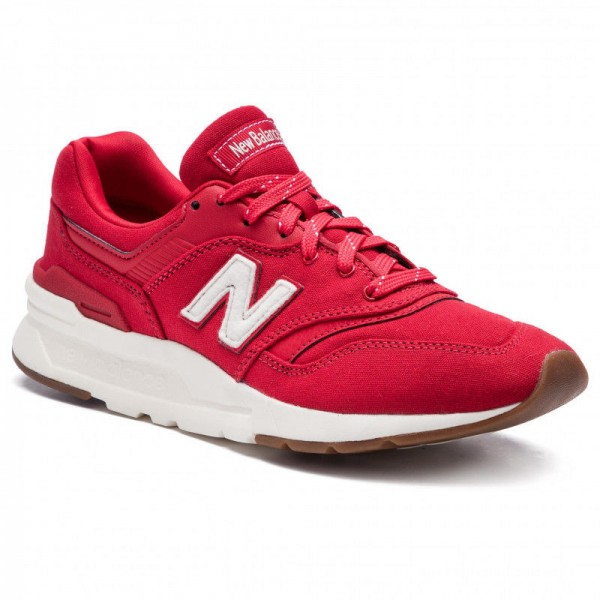New Balance Sneakers CM997HDC Rouge