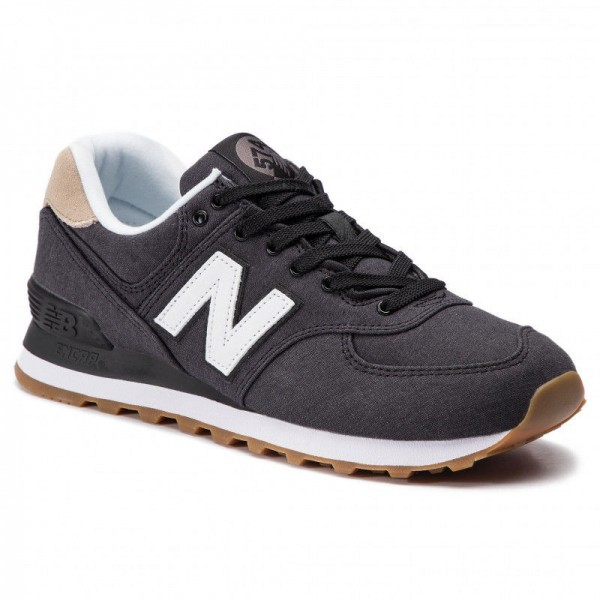 New Balance Sneakers ML574STE Bleu marine