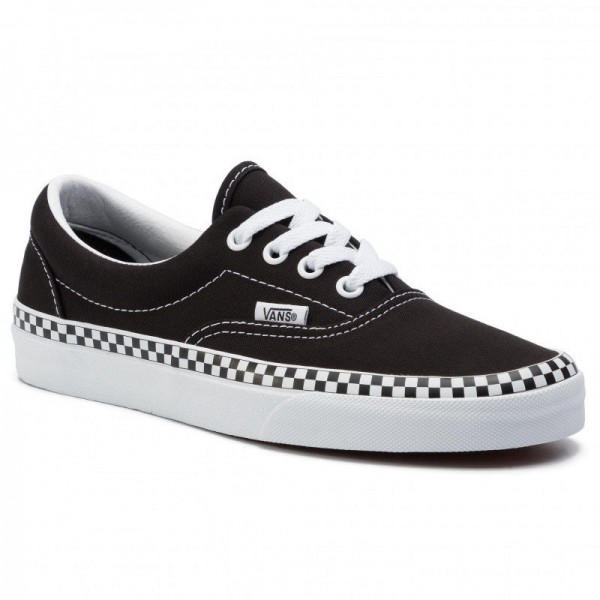 Vans Tennis Era VN0A38FRVOS1M (Check Foxing) Black/True